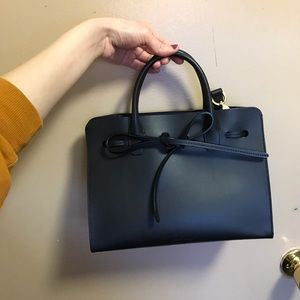 Mansur gavriel mini sub bag - only used it once